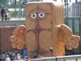 Kletterwand Bernd das Brot